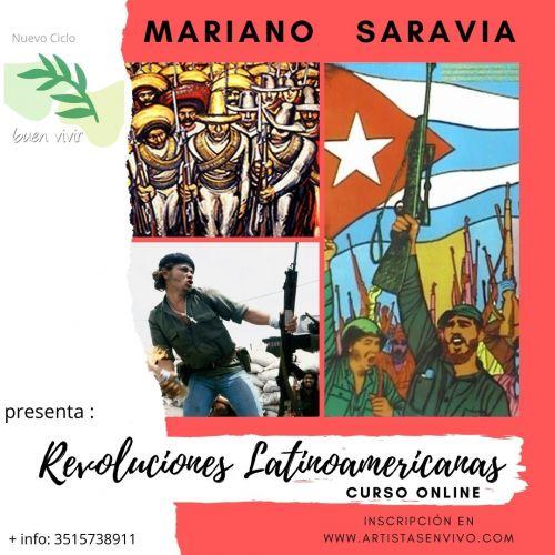 Comprá entradas para el show de Mariano Saravia en Artistas en Vivo